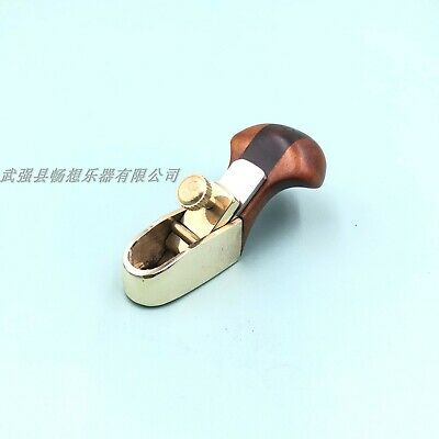 £35 • Buy Thumb Brass Convex Bottom Planes 2 1/4  Violin.cello Bass.woodworking Tool