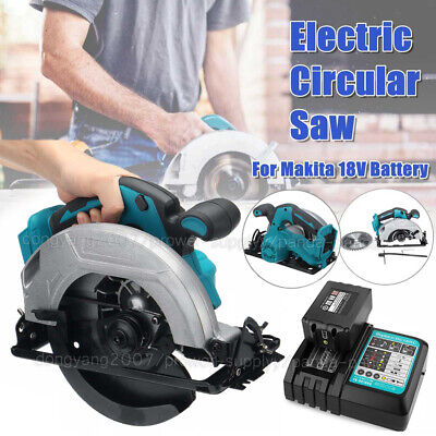 View Details 21V Electric Pruning Saw Cordless Chainsaw Mini Tool For Makita Lithium Battery • 78.98£