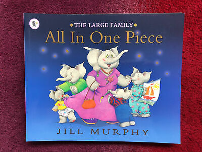 £6 • Buy The Large Family, Collection Of Books