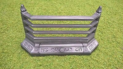 £95 • Buy Replacement Fireplace Front Bars Grill Fret Fire Front Ash Pan Victorian Style