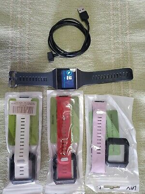 AU109.46 • Buy Fitbit Ionic, Extra Band ,cover. Size L