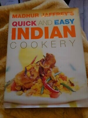 £4.99 • Buy Quick And Easy Indian Cookery By Madhur Jaffrey (Paperback, 2001)