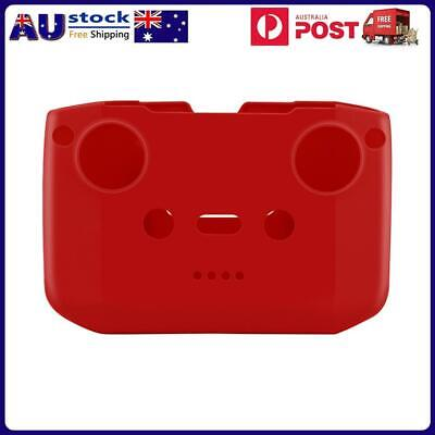 AU11.75 • Buy For DJI Mavic Air 2 Silicone Remote Control Protective Cover (Red)