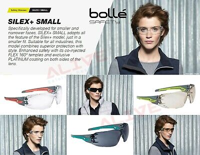 £4.19 • Buy Bolle Safety Glasses SILEX+ SMALL Anti-fog & Anti-scratch Sporty UV Protection