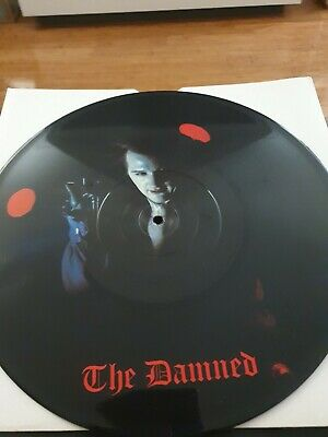 £17.95 • Buy The Damned Limited Edition 12  Interview PICTURE DISC EX Vinyl Record,Punk