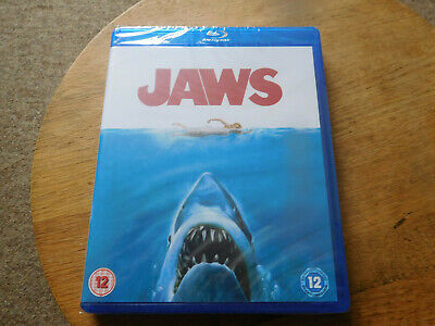 £6.95 • Buy Jaws [Remastered] [1975] (Blu-ray) NEW AND SEALED