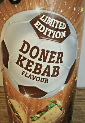 £6.99 • Buy LIMITED EDITION ~ 3 X Pringles Doner Kebab Flavour  ~ 200g Tube
