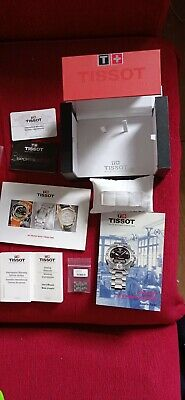 £19.79 • Buy Tissot Watch Box And Link Books 2003 Story Anniversary
