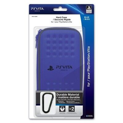£21.82 • Buy NEW Officially Licensed HORI PS Vita Hard Care For PS Vita PSV Blue Official