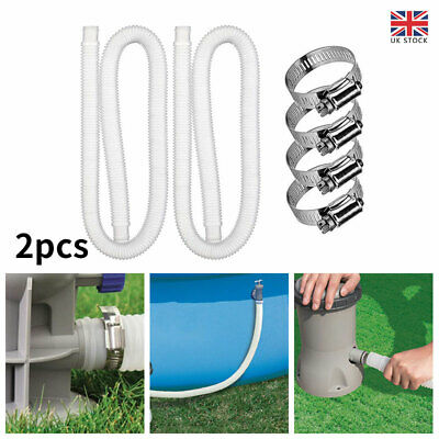 £6.82 • Buy Intex Accessory Hose 32mm Swimming Pool Tool For Pump/Filter/Heater Pipe X 1.5m