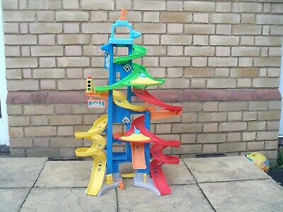 £25 • Buy Fisher Price Little People Tower Garage / Toy Car Park
