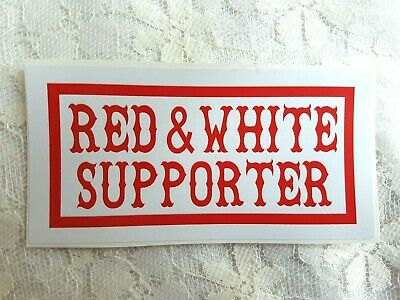 £2.50 • Buy SUPPORT 81 HELLS ANGELS ENGLAND Supporter Rectangle World Sticker RED MACHINE