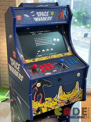 £655 • Buy READY TO GO! Space Invaders Full Size Arcade Machine- 4399 Games