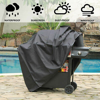 £6.39 • Buy Heavy Duty BBQ Covers Barbecue Gas Waterproof Grill Protector Outdoor XXL Size