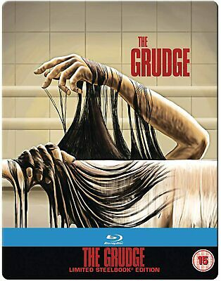 £9.99 • Buy THE GRUDGE LIMITED EDITION STEELBOOK (Blu-ray)