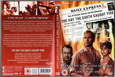 £0.99 • Buy The Day The Earth Caught Fire (DVD, 2009) Remastered