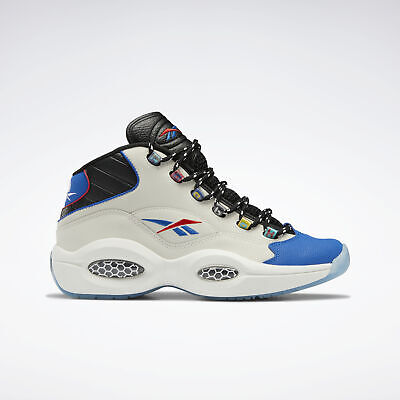 $77 • Buy Reebok Question Mid Men's Basketball Shoes