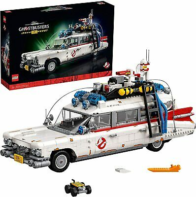£148.49 • Buy LEGO Creator Expert Ghostbusters ECTO-1 Set For Adults 10274/2352 PCS Age 18+