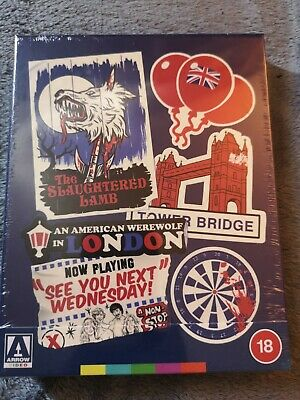£29.99 • Buy An American Werewolf In London Steelbook With Rigid Case Limited Edition