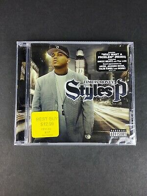 £29.02 • Buy Time Is Money [PA] Styles P (The Lox) (CD, Dec-2006 Ruff Ryders) Hip-hop Rap NEW