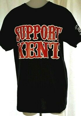 £20 • Buy Support Kent - Hells Angels - Black Forever T Shirt Cotton - Big Red Machine 81