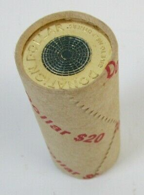 AU40 • Buy 2020 Coloured $1 Aust Donation Dollar-give To Help Others- Roll 20 Coins-unc T/t