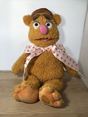 £19.98 • Buy Fozzie Bear Muppets Official Disney Store Exclusive Plush Soft Toy 16  FAST POST