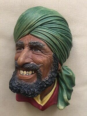 £13 • Buy Bossons Head ,Rare Collectable . Wall Sculpture.