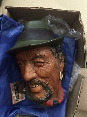 £13 • Buy Bossons Head ,Rare Collectable Boxed C/w Tag . Character Wall Sculpture.