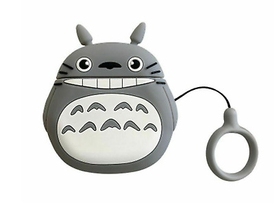 £12 • Buy My Neighbor Totoro Case For Apple Airpods PRO Soft TPU Silicone Earphone