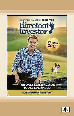 AU21 • Buy The Barefoot Investor: The Only Money Guide You'll Ever Need By Scott Pape...