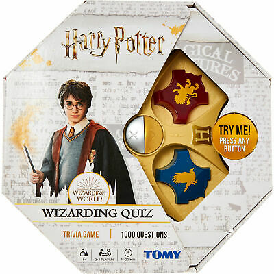 £24.99 • Buy Harry Potter Electronic Trivia Wizarding Quiz Game New