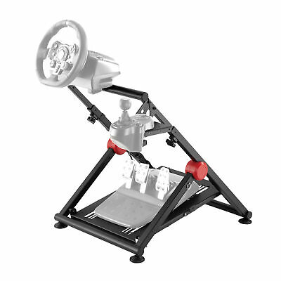 £93.66 • Buy Conquer Racing Simulator Driving Gaming Wheel Stand And Gear Shifter Mount