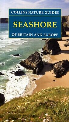 £5.99 • Buy Seashore Of Britain And Europe Collins Nature Guide Natural History Field Guide