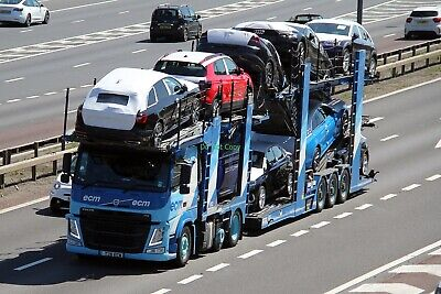 £3.99 • Buy Truck Photo's 8 X Volvo Various Companies All Shown (1)