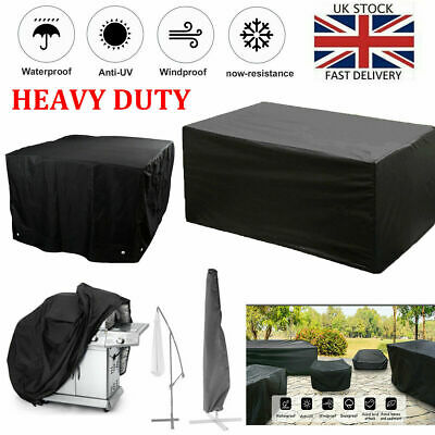 £0.99 • Buy Waterproof Garden Patio Furniture Set Cover Covers For Outdoor Rattan Table Cube