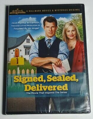 AU15.98 • Buy [NEW] Signed, Sealed, Delivered: The Movie (DVD, 2013)
