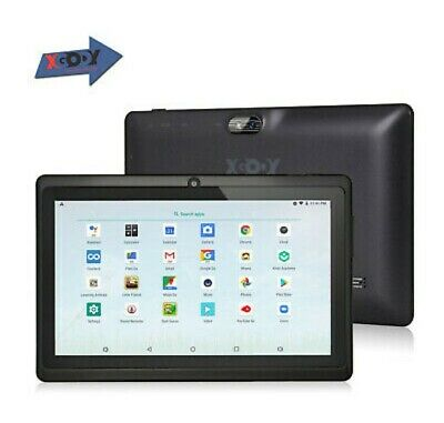 £30 • Buy XGODY 7 Inch 16GB Android 8.1 Tablet PC GMS WiFi Quad-Core Bluetooth Dual Cam UK