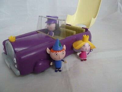 £14.99 • Buy BEN AND HOLLY Nanny Plum's Car 2 Extra Figures
