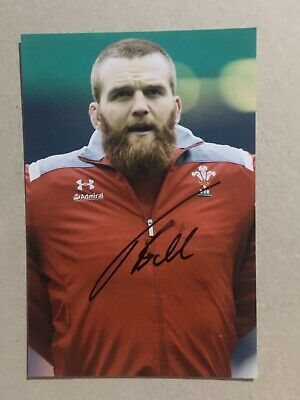 £4.99 • Buy Jake Ball - Wales Rugby Signed 6x4 Photo