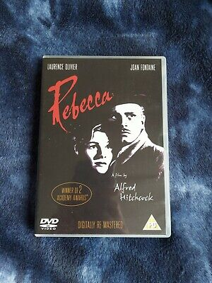 £1.50 • Buy Rebecca-Alfred Hitchcock DVD. 1940's Classic Film Laurence Olivier & J Fontaine
