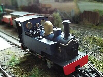 £56 • Buy 009 Narrow Gauge 0-6-2 Locomotive With A Bachmann Chassis