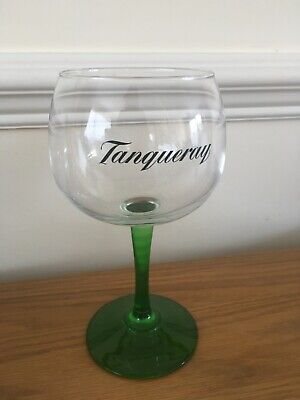 £9 • Buy Tanqueray Large Gin Goblet Green Stem