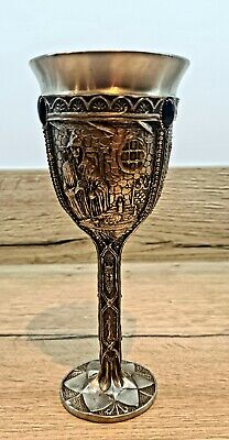 £38 • Buy Lotr Goblets Personally Signed By  Greame Anthony