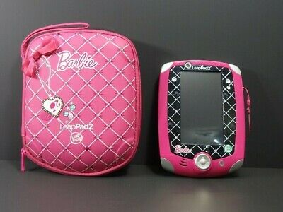 £29.09 • Buy Barbie Leap Frog LeapPad 2 Game System Pink Case