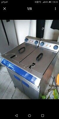£250 • Buy Falcon Fryer Twin Electric 415v Commercial