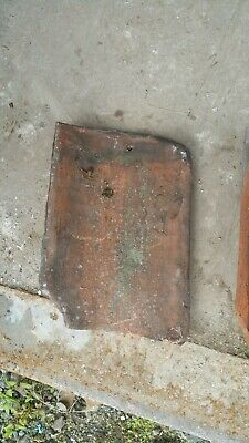 £50 • Buy Old English Pantile - Clay Roof Tile - Approx 110 -  Size 35cm Long X 25cm Wide.
