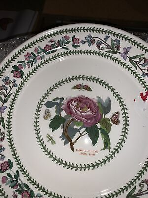 £37.99 • Buy 2x Portmeirion Variations Dinner Plates New Stickers RRP £22