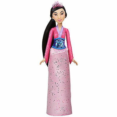 £10.99 • Buy Disney Princess Royal Shimmer Mulan Fashion Doll, Toy For Kids Ages 3 And Up