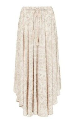 AU250 • Buy SPELL & THE GYPSY MOROCCAN LUXE Skirt In Sand, Size XXS (Generous) BNWT